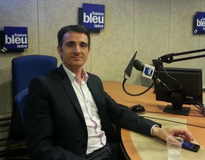 Eric Piolle, le maire de Grenoble