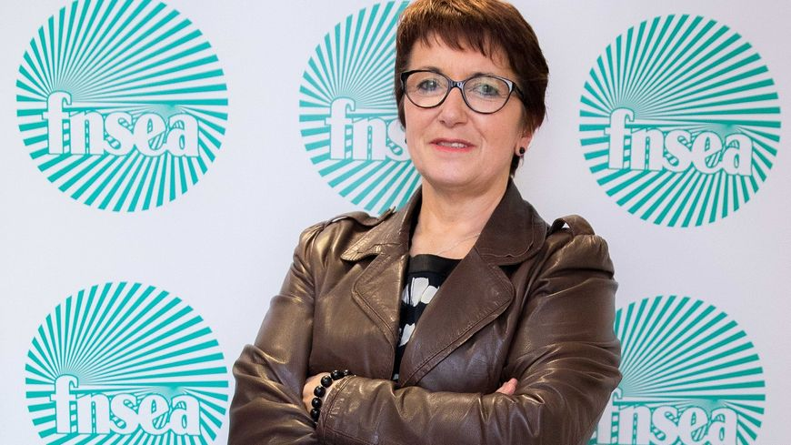 Christiane Lambert, la probable future présidente de la FNSEA