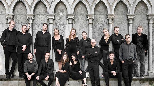 Le Collegium Vocale Gent de Philippe Herreweghe interprète Les Fontaines d'Israel de Schein