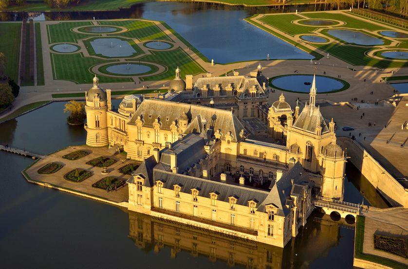 De Versailles A Chantilly L Art D Andre Le Notre En Quatre