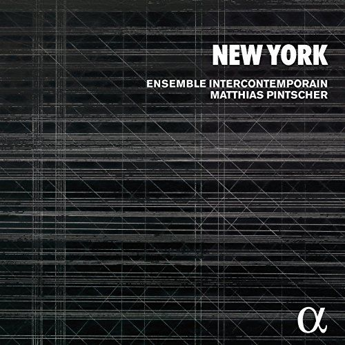 """couverture CD """"New York"""" (alpha)"""