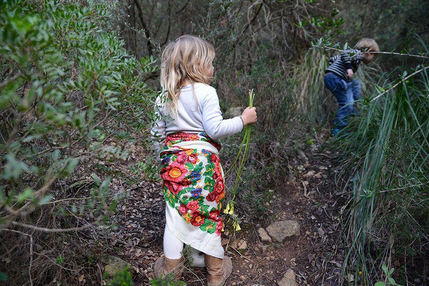 A Majorque, l'école des Petits Poucets de la forêt