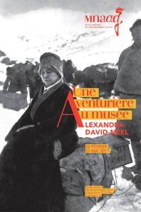 Exposition Alexandra David-Néel au Musée Guimet jusqu'au 22 mai.