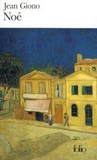 Couverture de Noé - Jean Giono - éditions Gallimard (folio)