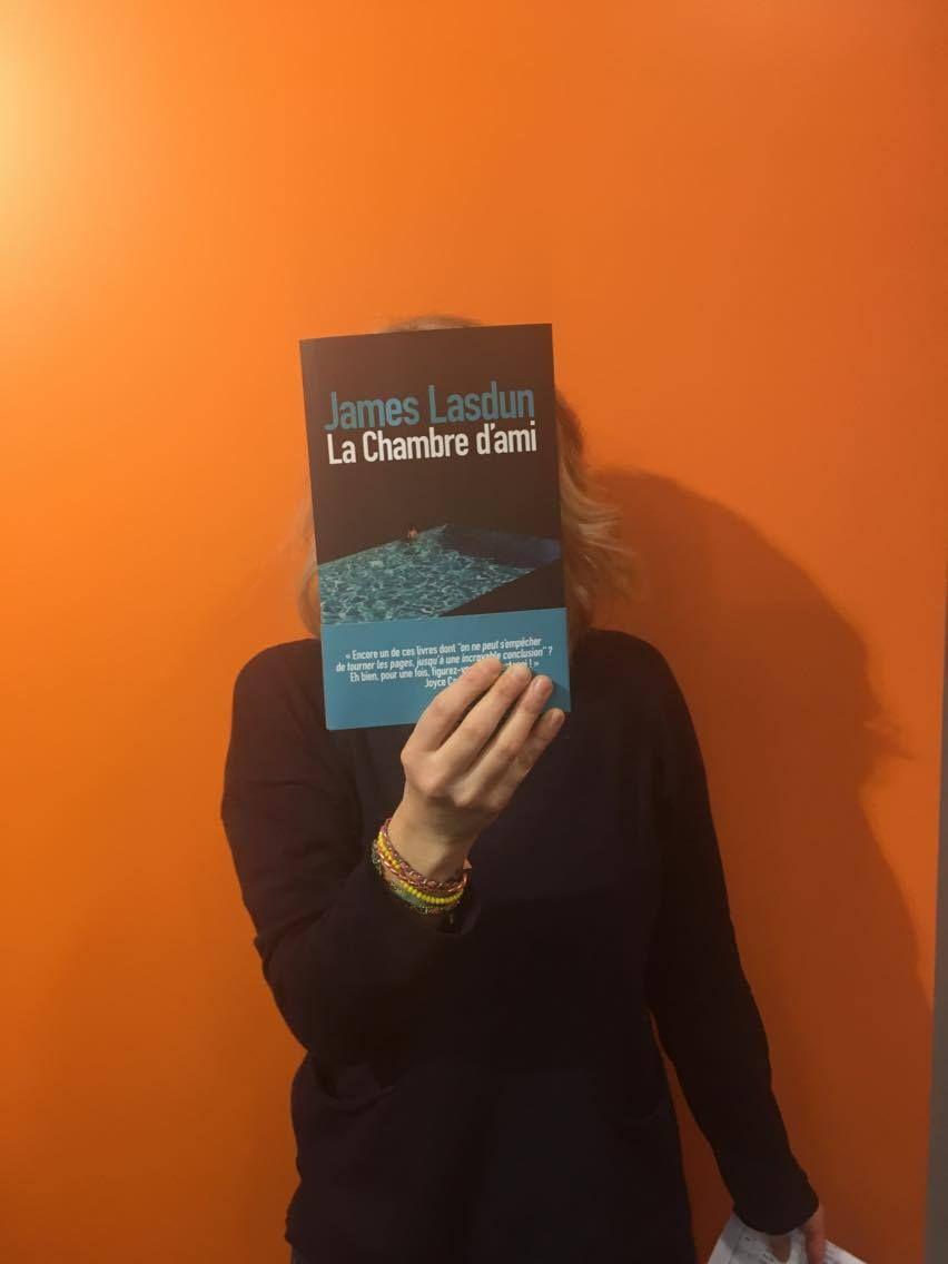 La chambre d'ami de James Lasdun aux éditions Sonatine