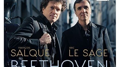 Eric Le Sage présente son intégrale des Sonates pour violoncelle et piano de Beethoven