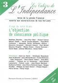 Cahiers de l'indépendance (Les), n° 3