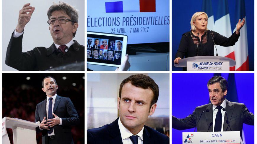 Cinq des onze candidats débattent ce soir sur TF1