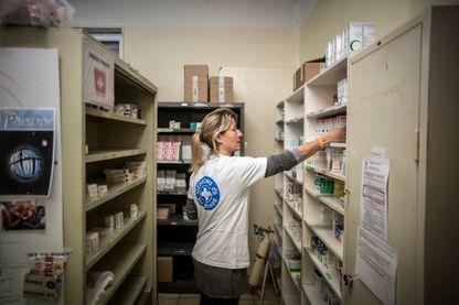 Centre de soins de Médecin du monde
