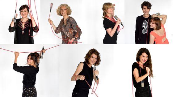 Les productrices de France Musique du mercredi 8 mars, journée internationale des droits des femmes