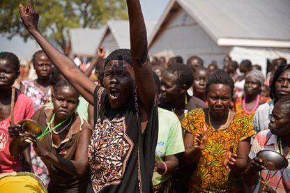 Réfugiés en Ouganda