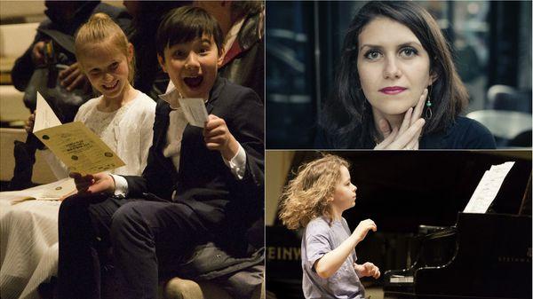 Isabella Vasilotta, directrice artistique du Concours international de piano d'Orléans.