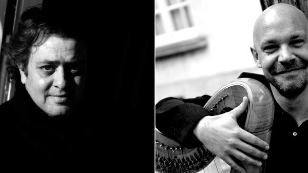 """"""" Traces XII """" pour harpe et dispositif électronique de Martin Matalon (2/5)"""