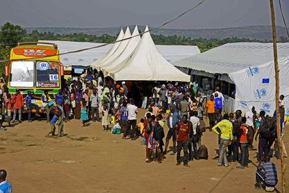 L'Ouganda, l'un des pays les plus pauvres du monde, accueille actuellement 530 000 réfugiés sud-soudanais, dont 330 000 ont fui les combats dans le plus récent pays du monde cette année seulement.