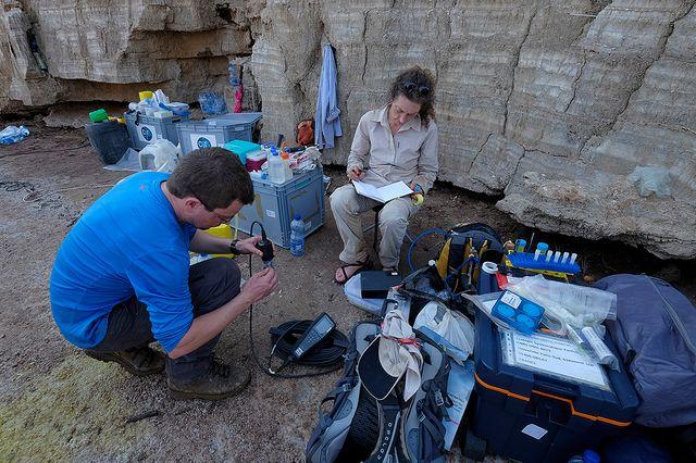 Le site de Dallol pourrait servir de modèle scientifique pour comprendre le fonctionnement de la Terre primitive, au moment où les premiers microorganismes sont apparus