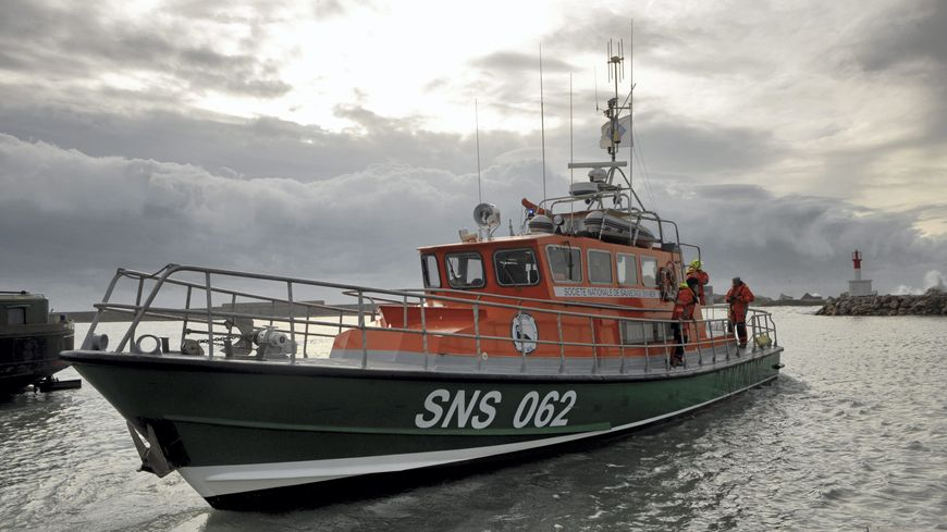 La SNSM a réalisé 165 sauvetage en mer l'an dernier
