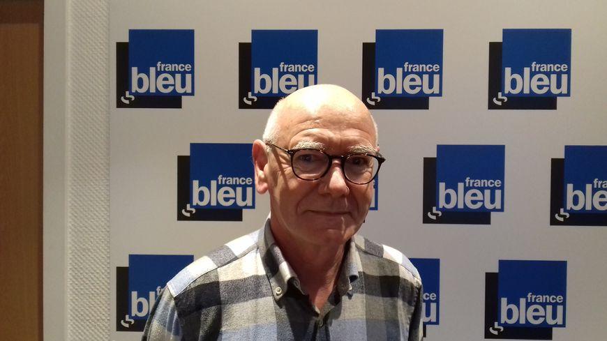Bernard Leclerc, président de l'association pour garder indépendants les cinémas de l'agglomération messine.