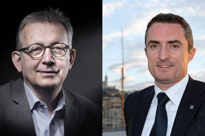 Pierre Laurent / Stéphane Ravier