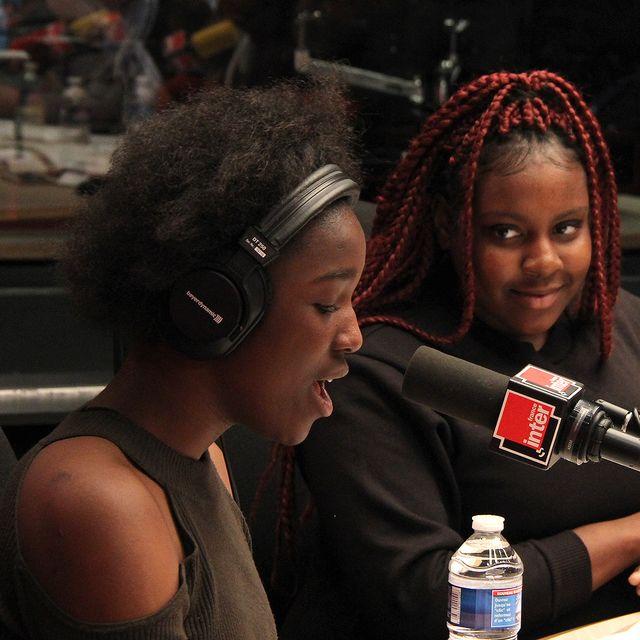 Lexie et Lyncha présente le journal de la culture