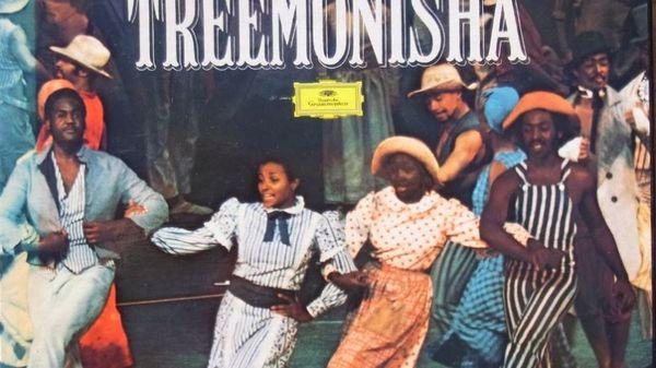 """""""Treemonisha"""" de Scott Joplin, à l'occasion du centenaire de la disparition le 1er avril 1917 du """"Roi du Ragtime""""."""