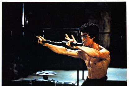 Bruce Lee dans 'Enter The Dragon'