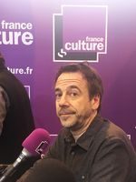 Michel Bussi au Salon du Livre de Paris 2017