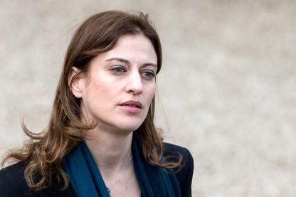 Juliette Méadel, Secrétaire d'État auprès du Premier ministre, chargée de l'Aide aux victimes le 8 février 2017.