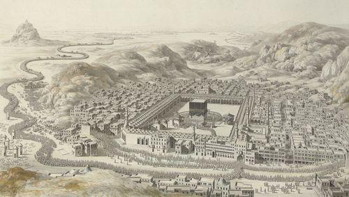 Épisode 1 : Des villes à l'époque moderne et La Mecque