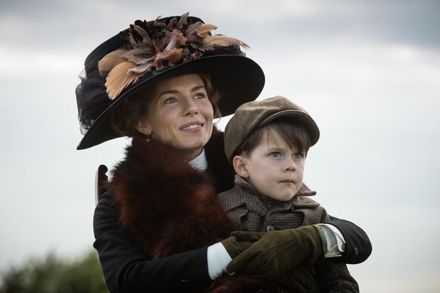 "Sienna Miller dans ""The Lost City of Z"""