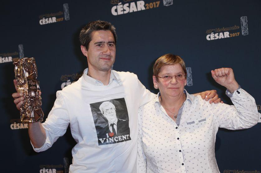 François Ruffin, prix du meilleur documentaire pour Merci Patron!