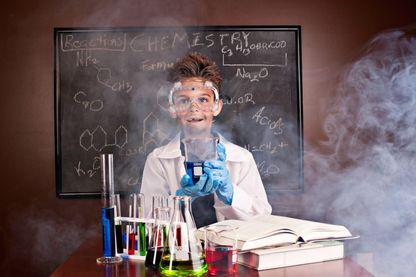 Les erreurs d'un petit chimiste