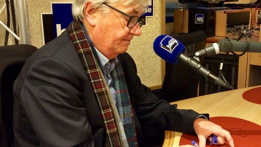 Jean-Michel Ducomte, maître de conférence à l'Institut d'Etudes Politiques de Toulouse