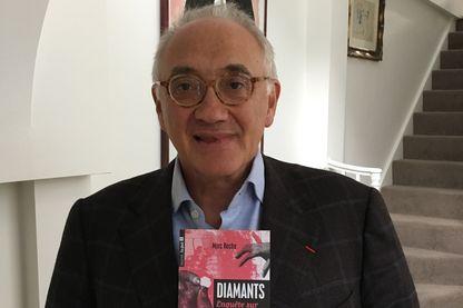 """Marc Roche, auteur de """"Diamants, enquête sur un marché impur"""""""