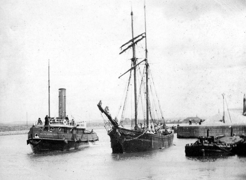 Navires du 19ème siècle