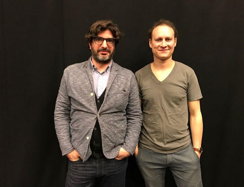 Jérôme Orsoni & Noam Morgensztern