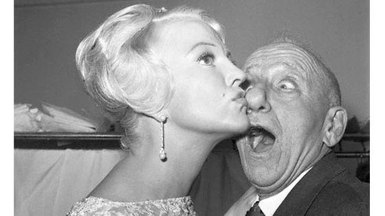Peggy Lee et Jimmy Durante