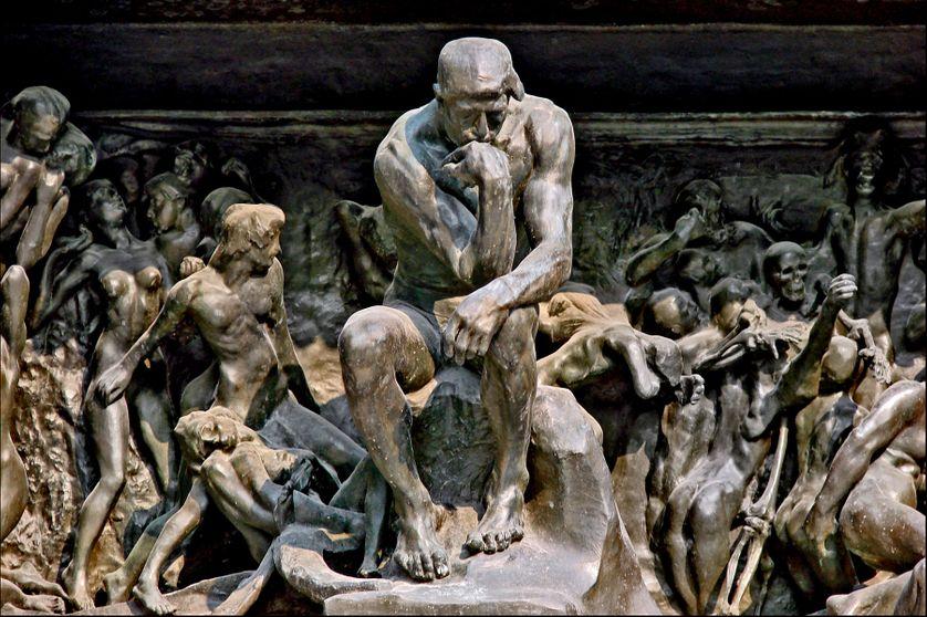 Rodin L Art Du Mouvement En Cinq Sculptures