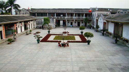 Universalité, mondialité, cosmopolitisme - Chine, Japon, Inde (suite) (4/9) : Le carré, comme forme d'hyperstabilité