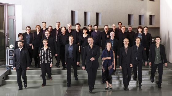 L'ensemble Intercontemporain et Matthias Pintscher