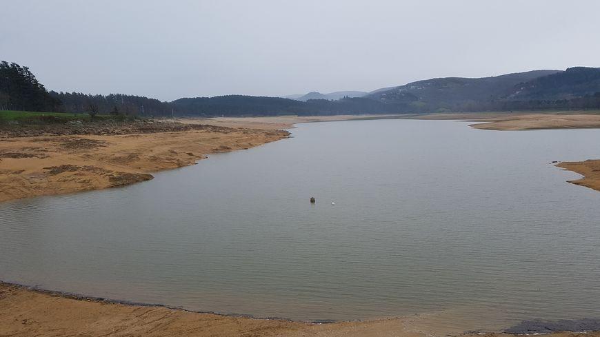 Après sa vidange décennale, le remplissage du Lac de Saint-Férréol, a commencé depuis une dizaine de jours