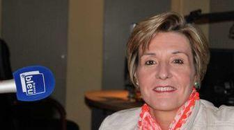 Cécile Helle, maire d'Avignon
