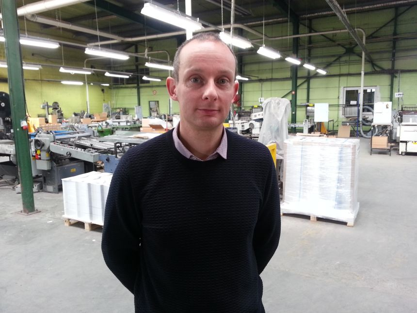 Vianney Duhoo, le directeur général des Façonnables