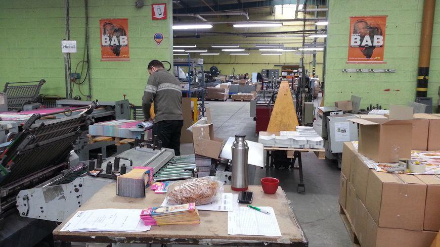 L'entrepôt des Façonnables, à Mouvaux