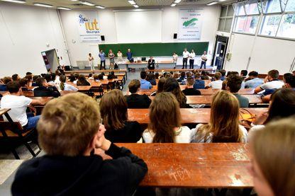 Le nombre d'étudiants augmente constamment depuis dix ans