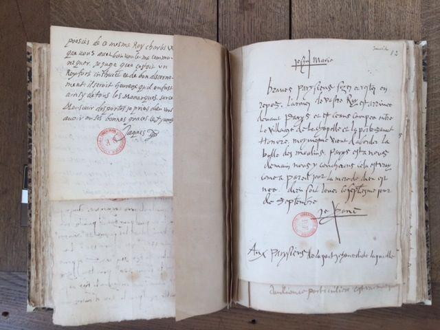 Lettre de Jeanne d'Arc