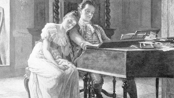 Dans le salon des Mendelssohn (1/4)