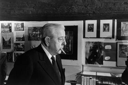 Jacques Prévert en 1966