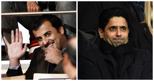 L'émir Tamim pourrait bientôt dire au revoir à celui qu'il a nommé président du PSG : Nasser Al-Khelaïfi.