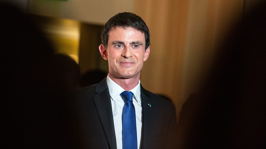 Manuel Valls rallie Emmanuel Macron.