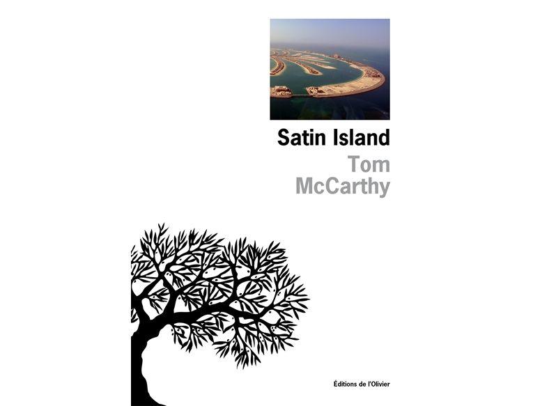 Satin Island // Tom McCarthy